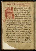 Règle de saint Benoît (manuscrit) - Bibliothèque Virtuelle de Clairvaux