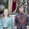 Still of Peter Dinklage and Lena Headey in Game of Thrones