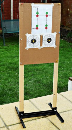 Shooting Target Stand Designs : Best images about target ideas on pinterest air