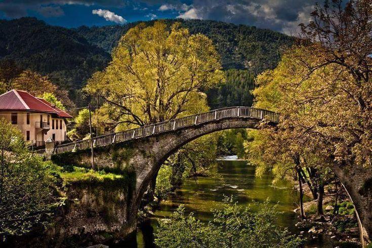Βωβούσα Ένα παραδοσιακό χωριό (υψόμετρο 1.000 m) διασχίζεται από τον ποταμό Αώο και χτισμένο μέσα σε ένα καταπράσινο τοποθεσία που περιέχει σπάνια ζώα και φυτά.  Το τοξωτό πέτρινο γεφύρι χρονολογείται από το 1748. Βοβούσα είναι πολύ κοντά στο εθνικό πάρκο της Πίνδου (Βάλια Κάλντα).  Βρίσκεται 71,5 χιλιόμετρα ΒΑ των Ιωαννίνων.