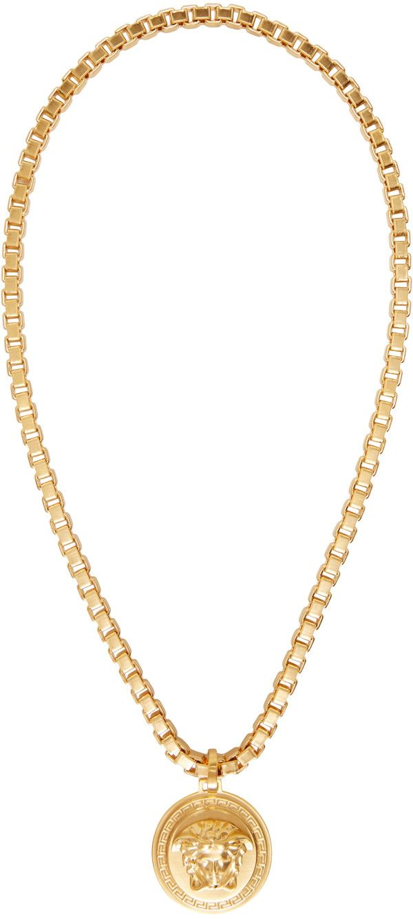 Mens Gold Chain Necklace Length