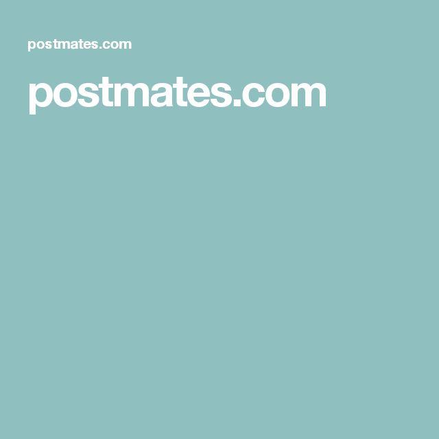 postmates.com