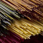 Spaghetti met gerookte zalm en broccoli