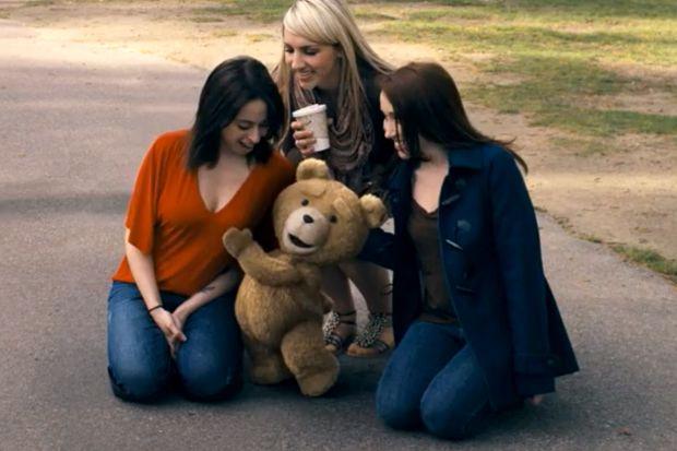 Seth MacFarlane's Ted Film Trailer. This looks hilarious! lol