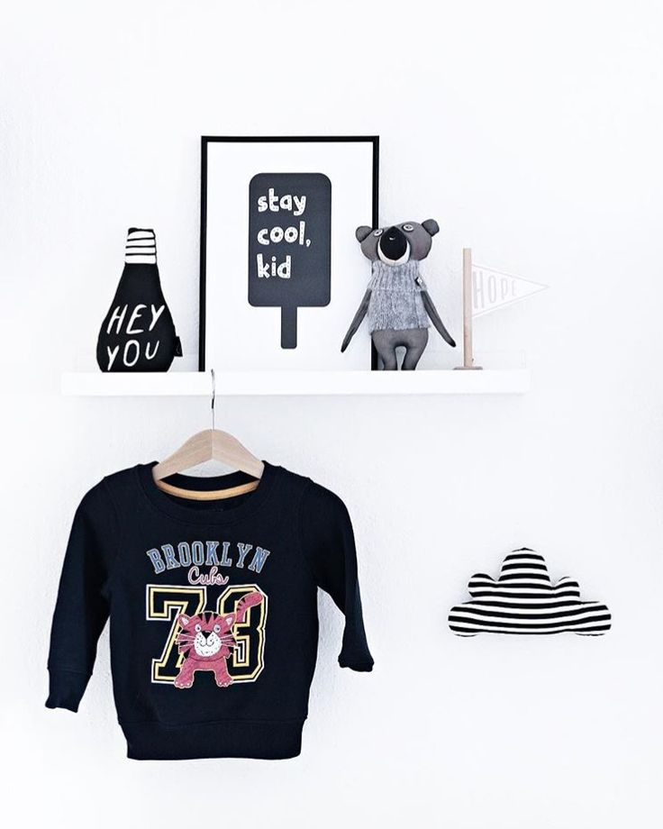 Stay Cool, Kid print designed by The Little Jones. Check out @thelittlejones on Instagram to see more beautiful prints and home decor shots!