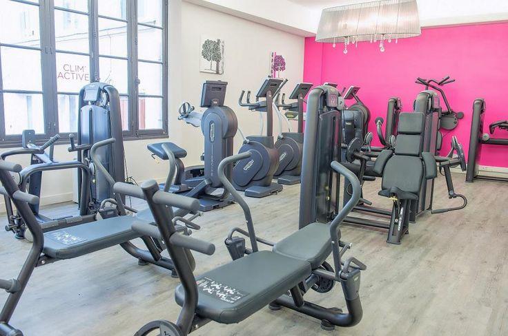 La salle de fitness Amazonia Paris XVIII