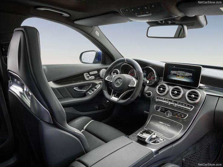 2015 Mercedes-Benz C63s AMG Interior