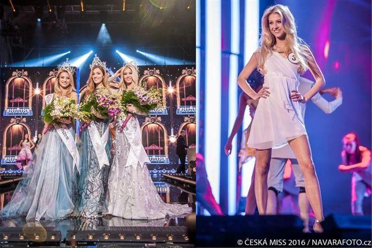 Natálie Kotková Crowned as Miss Czech Republic World 2016