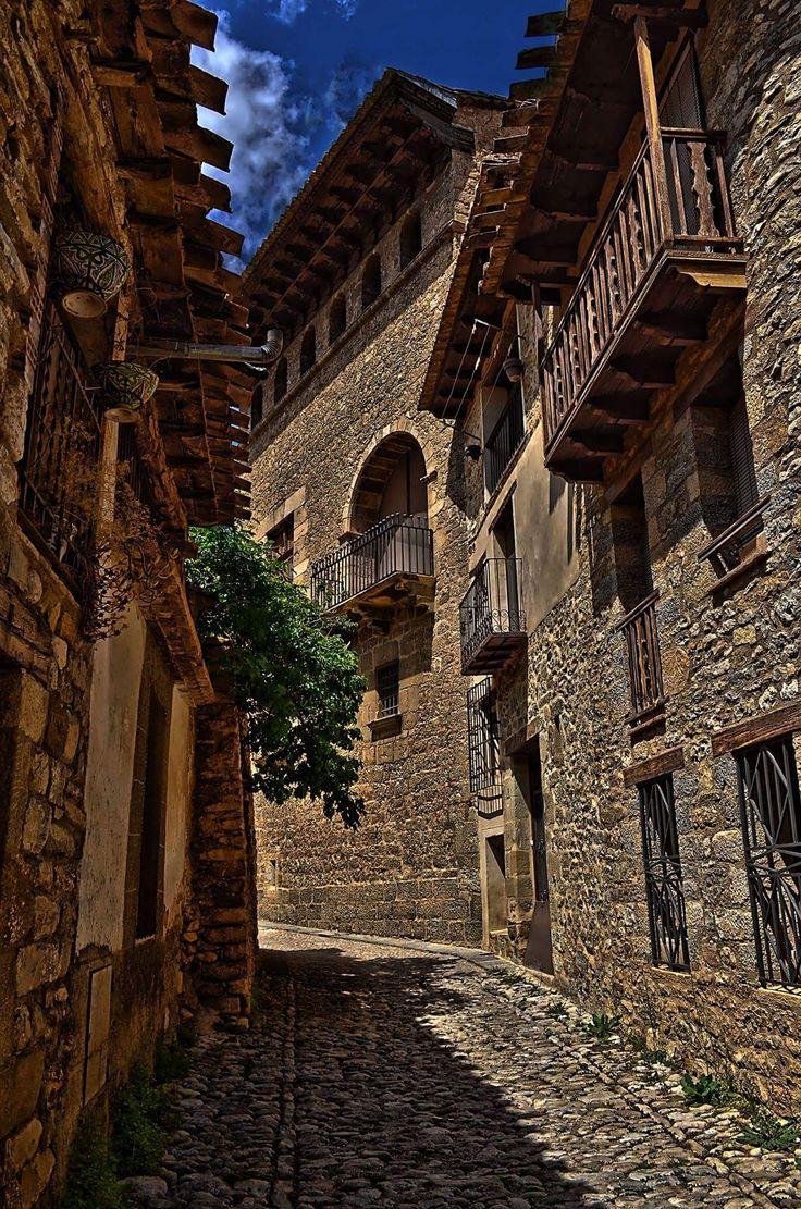 Mirambel - Aragon, Spain