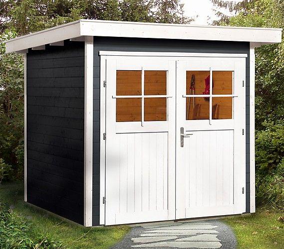 Weka Gartenhaus Vinea Color: Dehner Garten Center