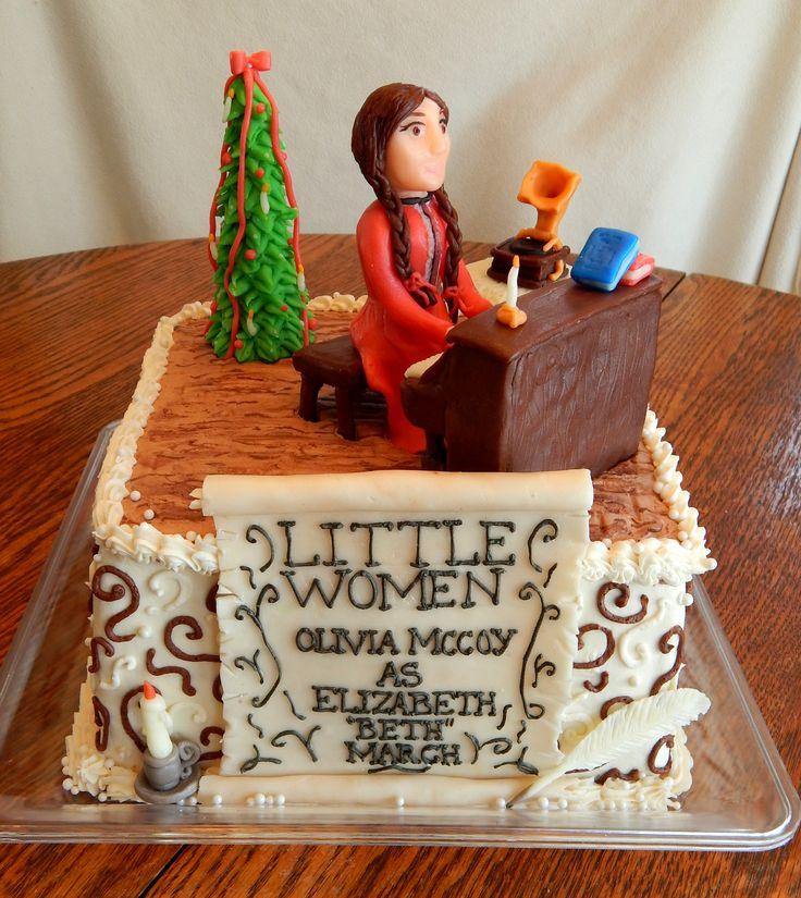 Resultado de imagen de little women cake