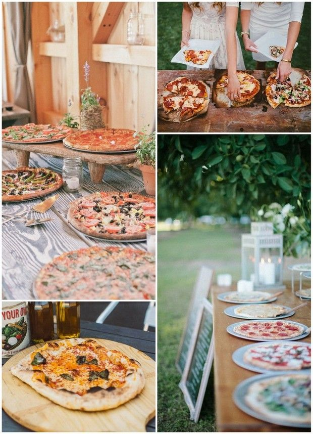 17 best ideas about wedding food stations on pinterest for Food bars for weddings