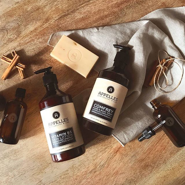 Our bestselling Comfrey & Vitamin B5 Body Care Duo will leave you indulged and refreshed.