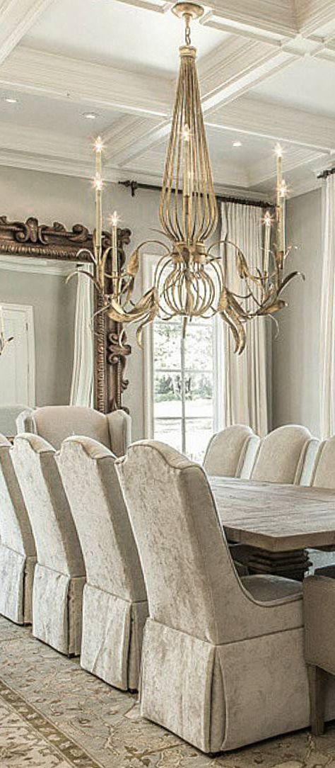 Suzanne Kasler | Dining Room Ideas