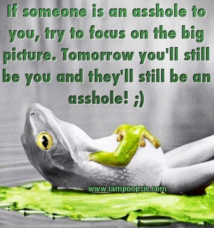Ignore Negative People Quote Via Www.IamPoopsie.com