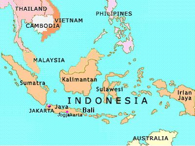 Where Is Bali On World Map map bali BUCKET LIST Pinterest Indonesia