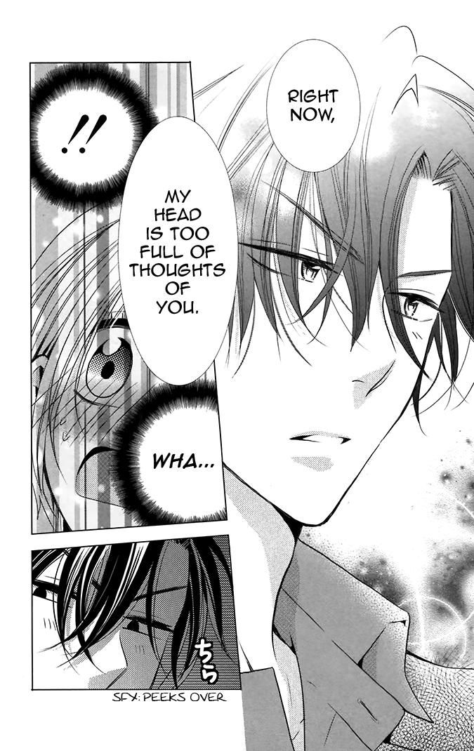 OMG THIS PART IS SOOO CUTE Takane to Hana Vol.3 Ch.11