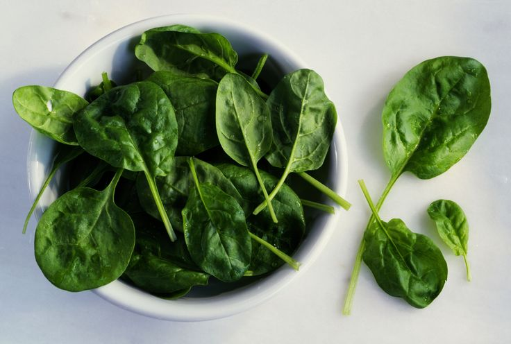 Spinach is a nutritious leafy green and it's pretty low in calories, less than 10 per cup! Learn more about its nutrients and health benefits here.