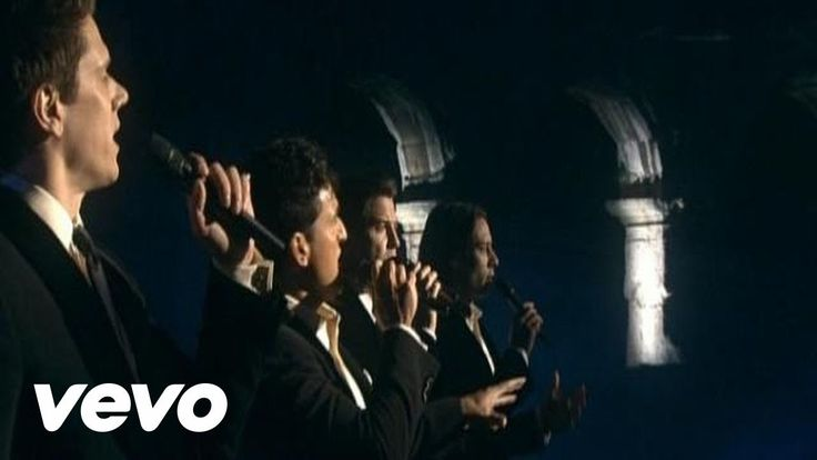 Music video by il divo performing hallelujah alelujah - Il divo amazing grace video ...