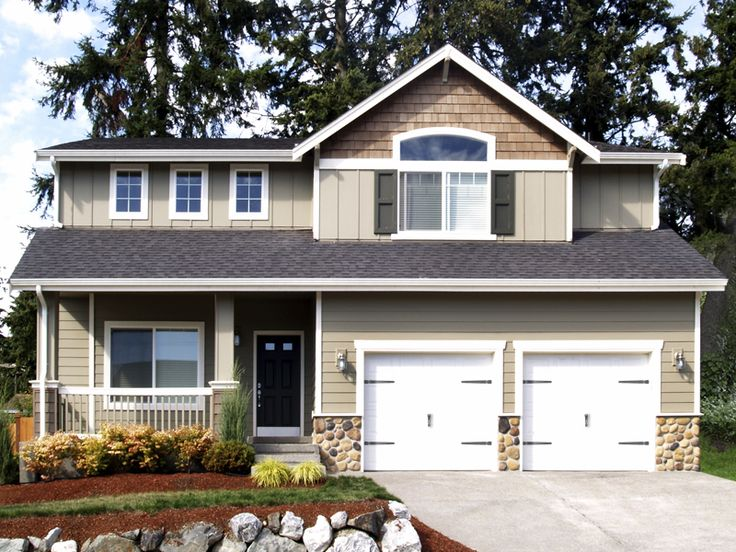 The 162 Best Garage Door Decorations And Makeover Images On