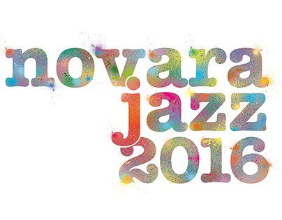 """Check out new work on my @Behance portfolio: """"Logo Novara Jazz 2016"""" http://be.net/gallery/37023769/Logo-Novara-Jazz-2016"""