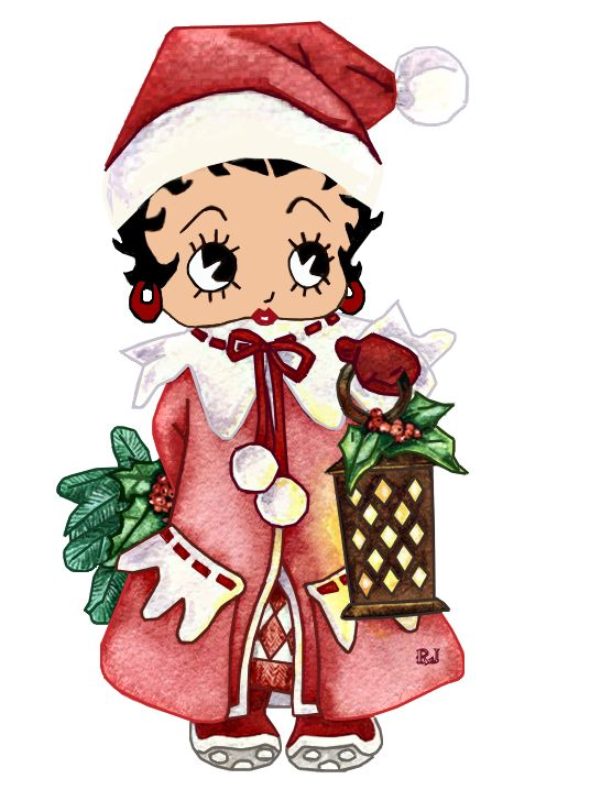 17 Best images about BETTY BOOP CHRISTMAS /WINTER on Pinterest ...