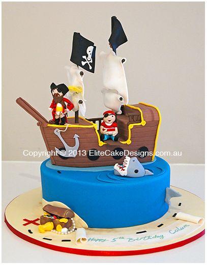 Pinterest Kids Birthday Cakes
