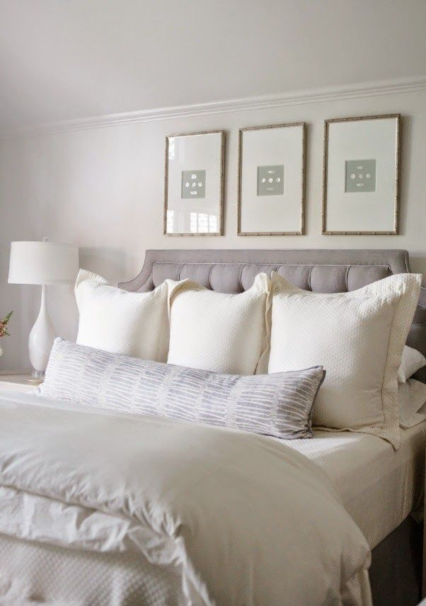 Belclaire House: Master Bedroom Inspiration