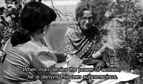 anexcerptfrom an interview withAmrita Pritam (1919–2005) the first prominent woman Punjabi poet, novelist, and essayist.