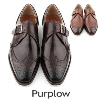 Buy 'Purplow – Wing-Tip Shoes' with Free Shipping at YesStyle.co.uk. Browse and shop for thousands of Asian fashion items from South Korea and more!