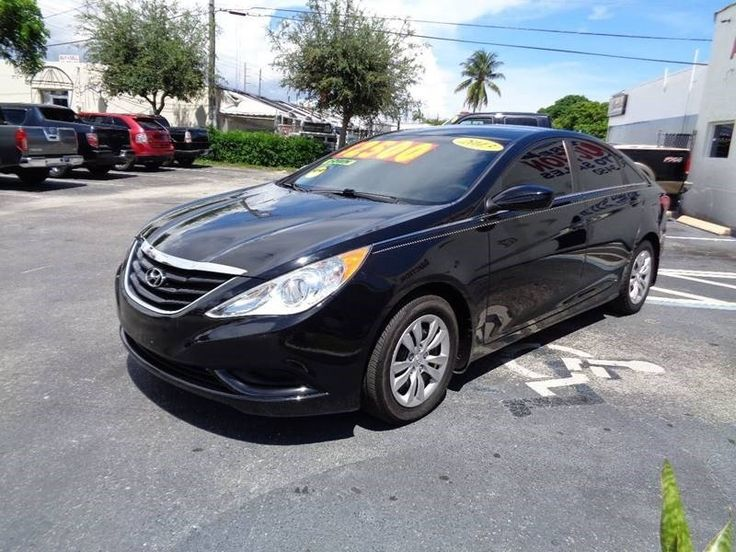 Cars for Sale: Used 2013 Hyundai Sonata GLS for sale in Lakeworth, FL 33463: Sedan Details - 436720719 - Autotrader