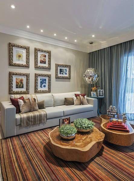 25 melhores ideias de mesa de tronco no pinterest arte for Como decorar nuestra casa