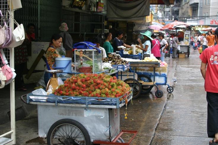 Rambutans in Bangkok