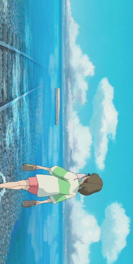 Epingle Par Sylvain Gamel Sur Background Images Le Voyage De Chihiro Fond D Ecran Dessin Fond D Ecran Dessin Anime