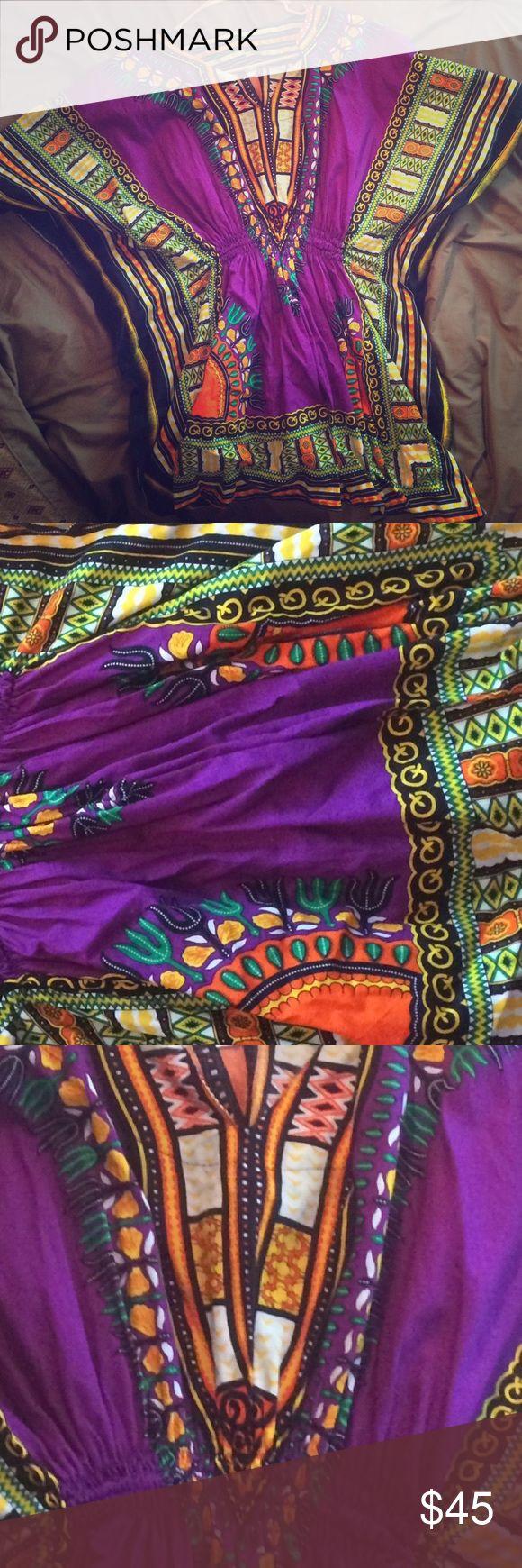 Authentic African Dashiki This a 100% original authentic African Dashiki. Brand new! african dashiki Dresses