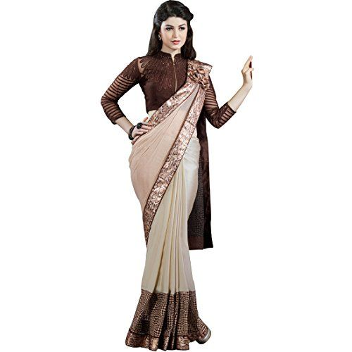 Vasu Saree Beige Lycra Designer Saree Vasu Saree http://www.amazon.in/dp/B01LXTL49W/ref=cm_sw_r_pi_dp_x_c3eHzb59S9T7N