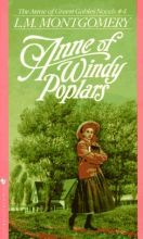 Anne of Windy Poplars (Anne of Green Gables) [Paperback]