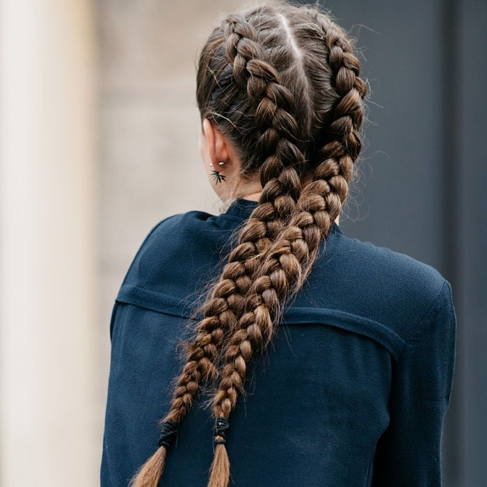 5 Easy Hairstyles That Are Perfect For Fall via @ByrdieBeauty