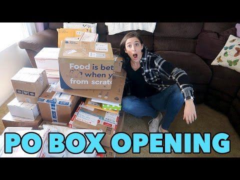 PO Box Opening!!! - YouTube
