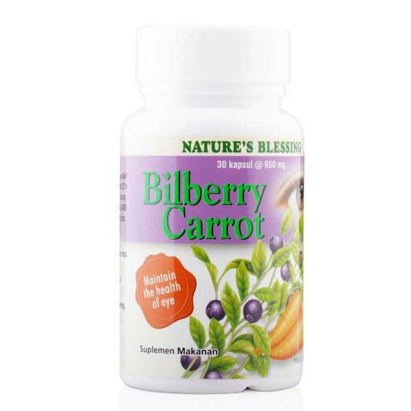 Billberry Carrot SidoMuncul - Bilberry Fructus, Membantu mata lelah, mencegah kekurangan vitamin A. Di jual lebih murah  http://rumahjamu.com/penyakit-lainnya/19-billberry-carrot-sidomuncul-bilberry-fructus-membantu-mata-lelah-mencegah-kekurangan-vitamin-a-di-jual-lebih-murah.html  #sidomuncul #bilberrycarrot #suplemenmata