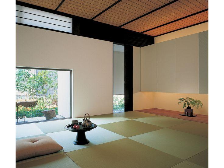 モダンな琉球畳の和室 イメージ