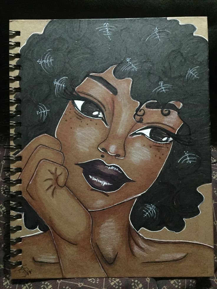 Copics on toned paper sketch by Tanya S mzqtz