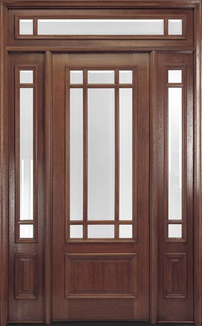 17 best ideas about entry door with sidelights on - Exterior french doors with sidelights ...