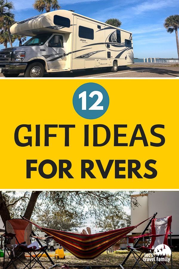 Christmas Or Birthday Gift Ideas For Campers RVers If You Are Looking A