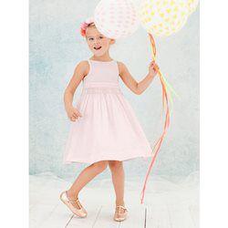 Smocked Bridesmaid Dress CYRILLUS - Dresses