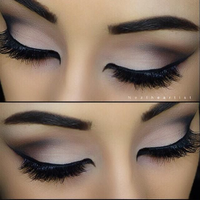 Soft look from neztheartist using My beauty weapon by motivescosmetics & LBD Gel liner to create this look