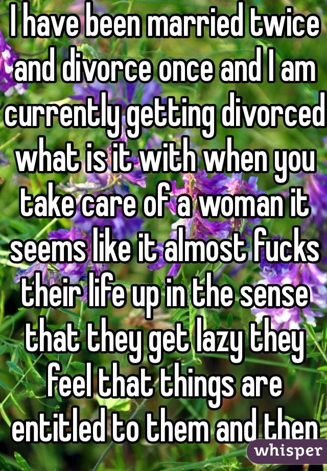 Hookup someone who has been divorced twice