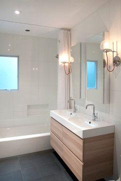 House Renovation - contemporary - Bathroom - New York - nm design house