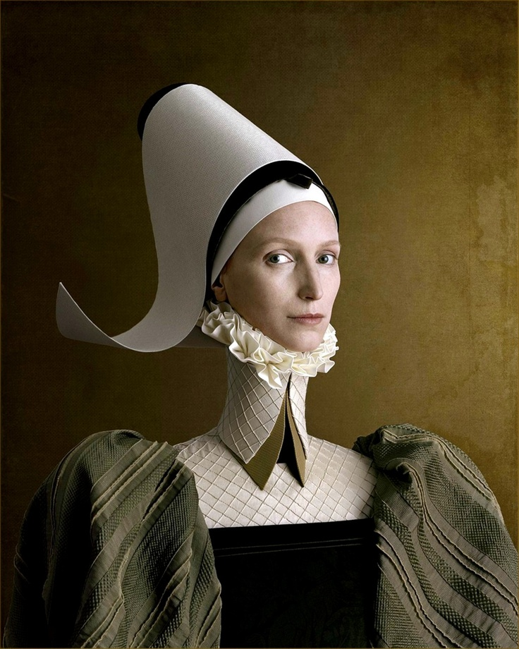 Renaissance Portraits by Christian Tagliavini