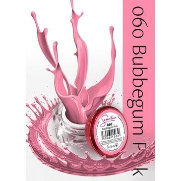 UV Gel χρώμα Semilac - 060 Bubblegum Pink 5ml